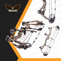 Athens Accomplice 32 Compound Bow