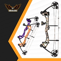 Bear Apprentice 3 Compound Bow