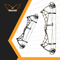 Bear Arena 34 Compound Bow