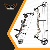 Bear Attitude Compound Bow
