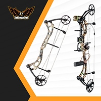 Bear Authority Compound Bow
