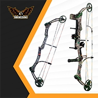 Bear Game Over Compound Bow