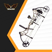 Bear Lights Out Compound Bow