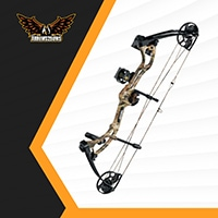 Bear Outbreak Compound Bow