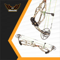 Bear PERCEPTION Compound Bow