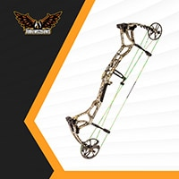 Bear Sole Intent Compound Bow