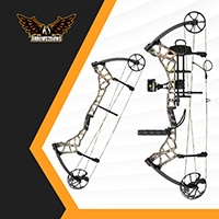 Bear Tremor Compound Bow