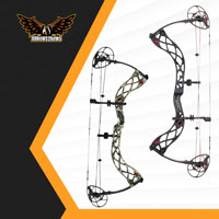 Bowtech Carbon Overdrive Compound Bow
