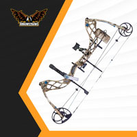 Diamond Carbon Cure Compound Bow