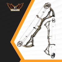 Diamond Iceman Compound Bow