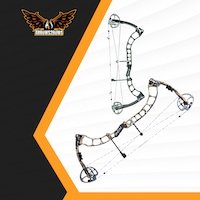 G5 Prime Alloy Compound Bow